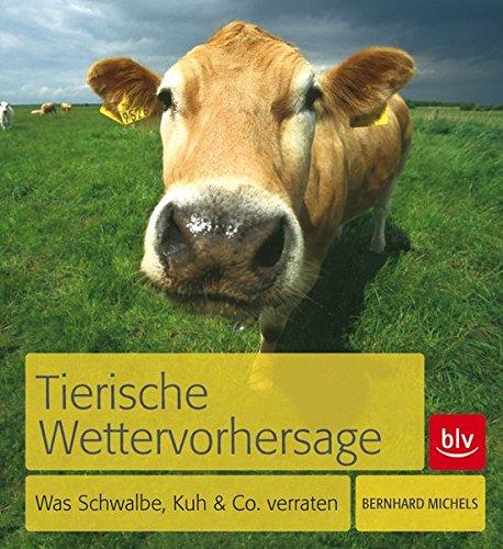 9783835409347: Tierische Wettervorhersage; Was Schwalbe, Kuh & Co. verraten ; Deutsch; 110 farb. abb. -