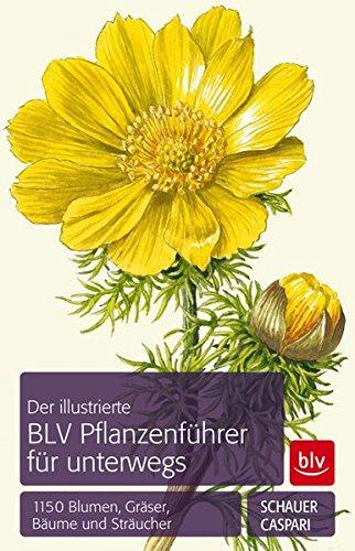 9783835409859: Der BLV Pflanzenführer für unterwegs: 1150 Blumen, Gräser, Bäume und Sträucher