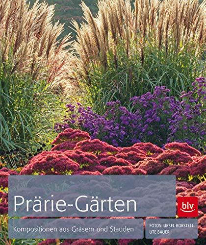 9783835411883: Prärie-Gärten: Kompositionen aus Gräsern und Stauden