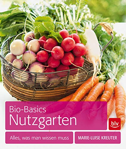9783835413252: Bio-Basics Nutzgarten