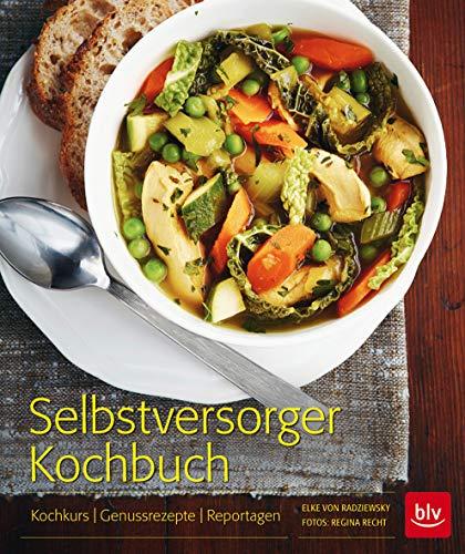 9783835414617: Selbstversorger-Kochbuch TB
