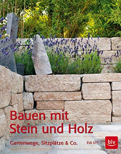 Gartenwege  9783835414976: Bauen mit Stein und Holz: Gartenwege, Sitzplätze ...