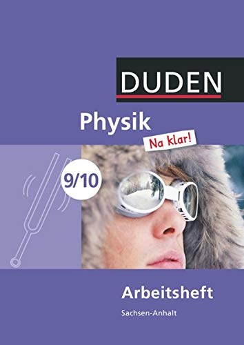 9783835531291: Physik Na klar! 9/10 Arbeitsheft Sachsen-Anhalt Sekundarschule