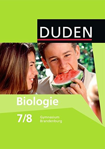 9783835540217: Biologie 7/8 Brandenburg Gymnasium