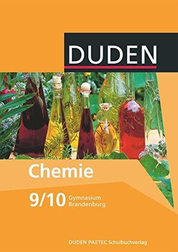 9783835540453: Chemie 9/10 Lehrbuch Brandenburg Gymnasium