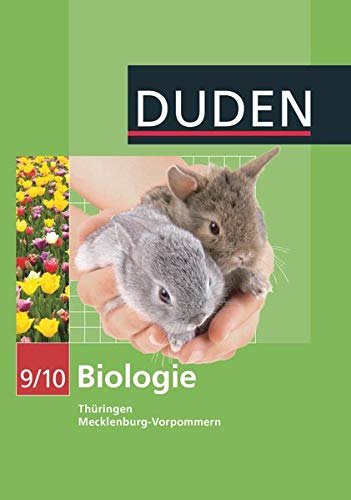9783835540576: Biologie 9/10 Mecklenburg-Vorpommern und Thuringen