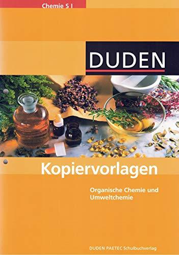 9783835540835: Kopiervorlagen Organische Chemie und Umweltchemie