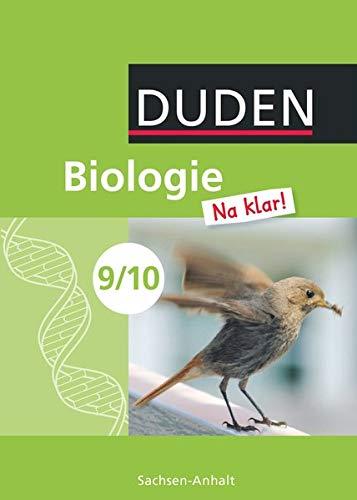 9783835541030: Biologie Na klar! 9/10 Lehrbuch Sachsen-Anhalt Sekundarschule