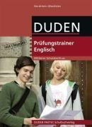 9783835565135: Duden Prufungstrainer Englisch 10. Nordrhein-Westfalen. Mittlerer Schulabschluss