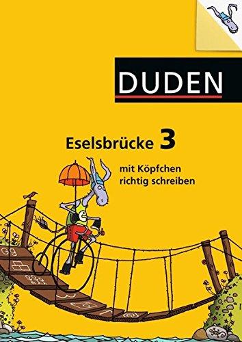 9783835580145: Eselsbrücke 3. Mit Köpfchen richtig schreiben