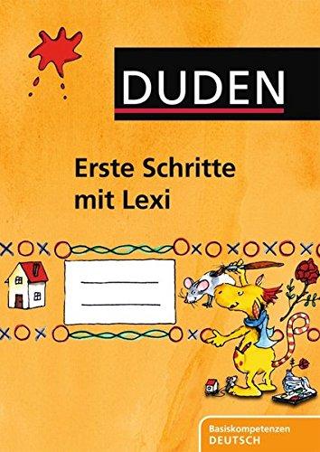 9783835580466: Erste Schritte mit Lexi - Basiskompentenzen Deutsch