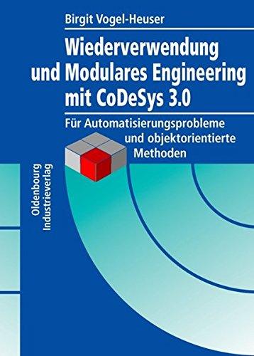 9783835631052: Modulares Engineering und Wiederverwendung mit CoDeSys V3