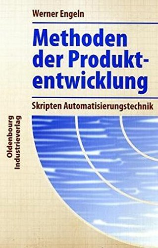 9783835631120: Methoden der Produktentwicklung