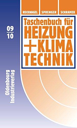 9783835631342: Taschenbuch für Heizung + Klimatechnik 09/10 mit CD-ROM: einschließlich Warmwasserheizung und Klimatechnik