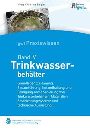 Trinkwasserbehälter: Christine Ziegler