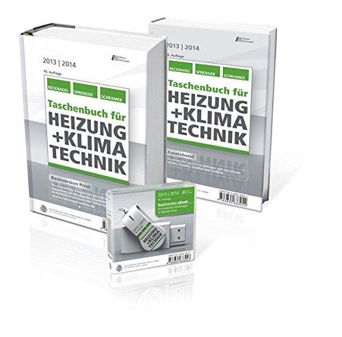 9783835633261: Taschenbuch für Heizung + Klimatechnik 13/14