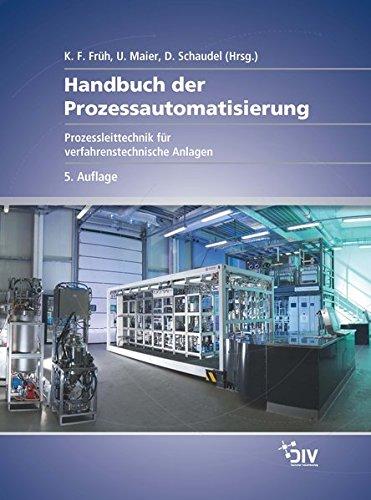 9783835671195: Handbuch der Prozessautomatisierung, mit interaktivem eBook