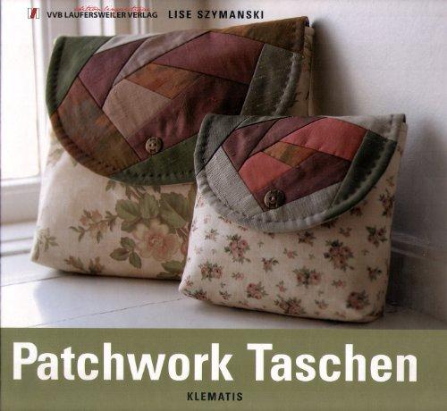 9783835931039: Patchwork Taschen /Klematis - Patchwork