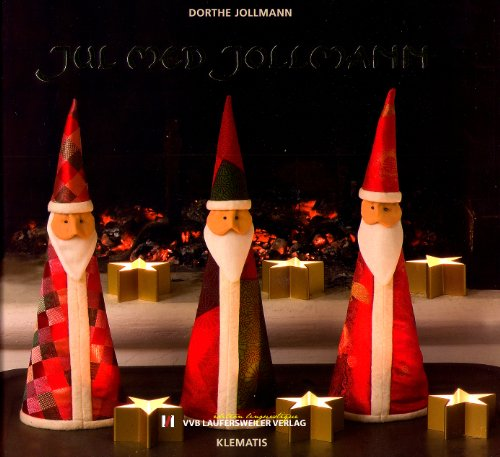9783835931480: Jul med Jollmann /Klematis - Patchwork [Nov 01. 2008] Jollmann. Dorthe
