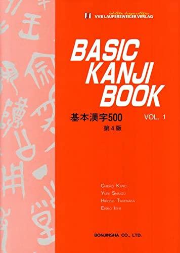9783835940659: Basic Kanji Book Vol.1 - Grundsprachkurs Kanji - Band 1