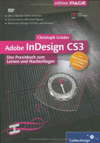 9783836210126: Adobe InDesign CS3
