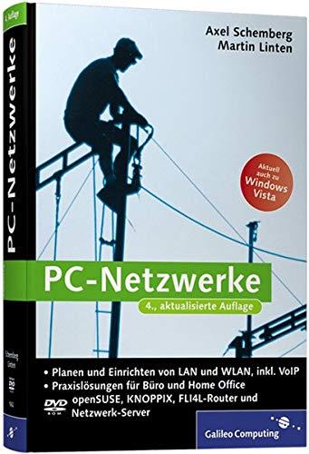 9783836210621 Pc Netzwerke Mit Dvd Planen Und Einrichten Von Lan
