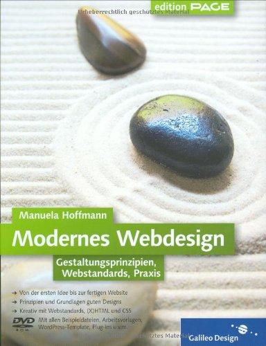 9783836211093: Modernes Webdesign