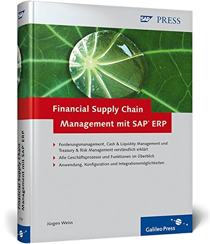 9783836211871: Financial Supply Chain Management mit SAP ERP