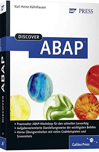 9783836212182: Discover ABAP