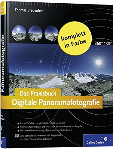 9783836212236: Das Praxisbuch Digitale Panoramafotografie