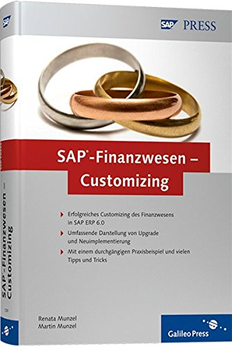 9783836212915: SAP-Finanzwesen - Customizing