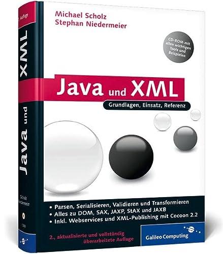 9783836213080: Java und XML