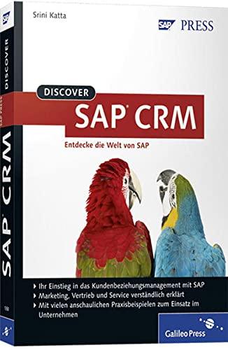 9783836213509: Discover SAP CRM