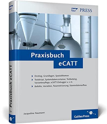 9783836213516: Praxisbuch eCATT