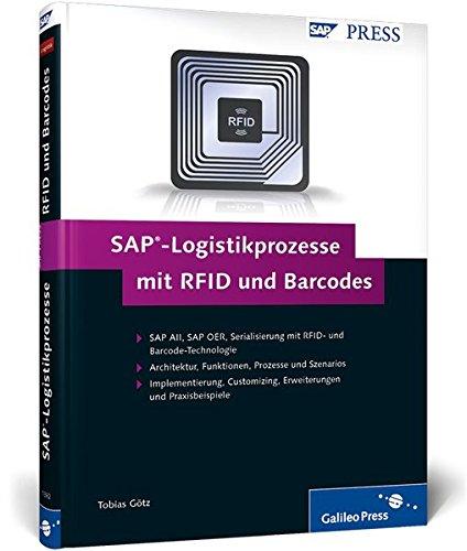 9783836213820: Effiziente SAP-Logistikprozesse mit RFID