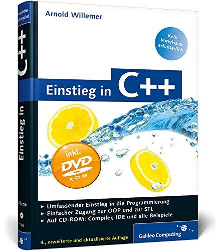 9783836213851: Einstieg in C++