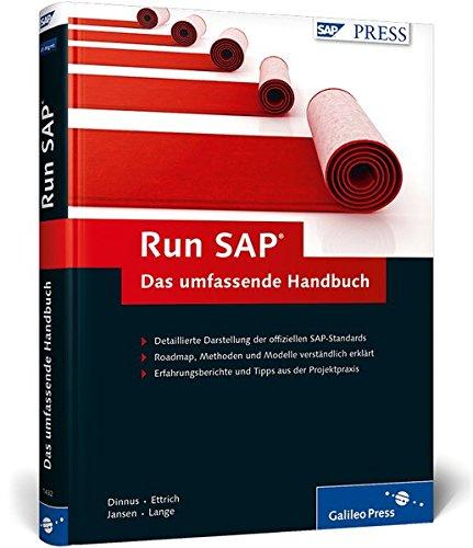 9783836214322: Run SAP: Das umfassende Handbuch