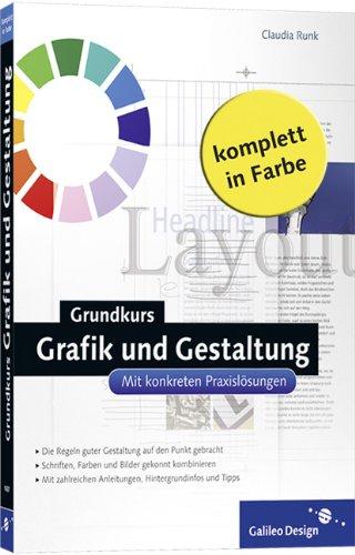 9783836214377: Grundkurs Grafik und Gestaltung: Mit konkreten Praxislösungen