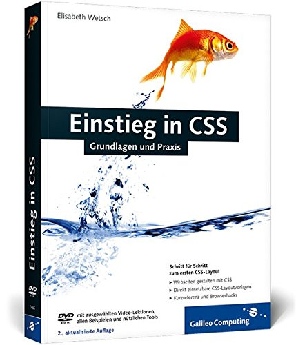 9783836214667: Einstieg in CSS