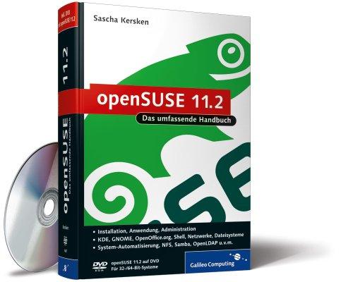 9783836214971: openSUSE 11.2: Das umfassende Handbuch