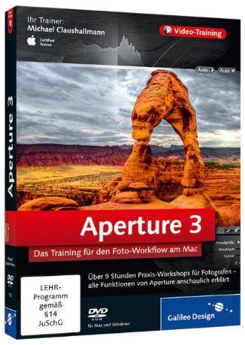 9783836215213: Aperture 3 (PC+MAC+Linux)