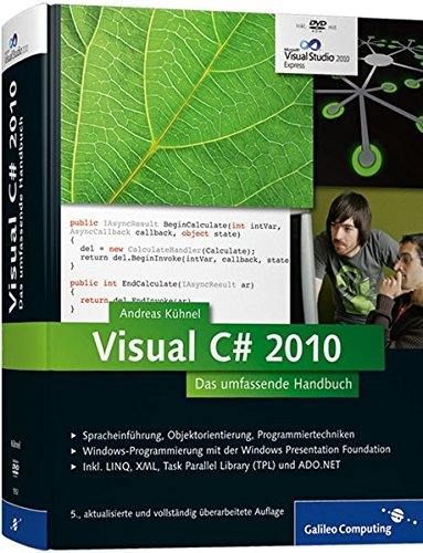 9783836215527: Visual C# 2010