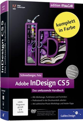 9783836215893: Adobe InDesign CS5