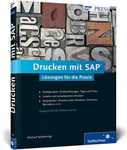 9783836216043: Drucken mit SAP: Lösungen für die Praxis