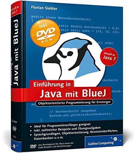 9783836216302: Einführung in Java mit BlueJ