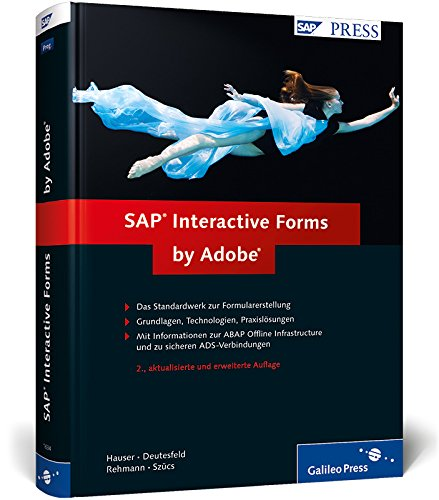 9783836216340: SAP Interactive Forms by Adobe