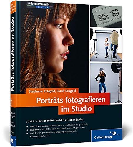 9783836216494: Porträts fotografieren im Studio