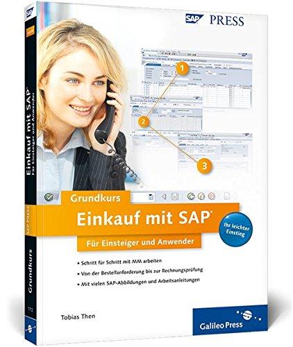 9783836217125: Einkauf mit SAP: Der Grundkurs für Einsteiger und Anwender