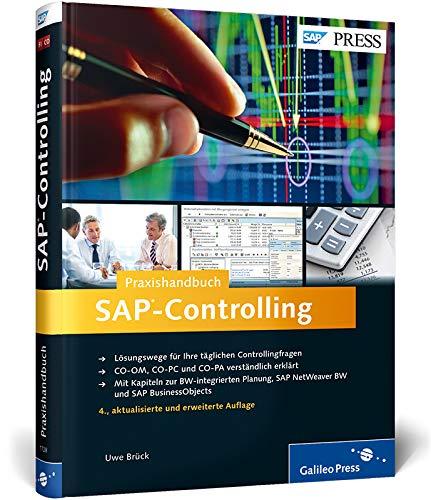 9783836217286: Praxishandbuch SAP-Controlling