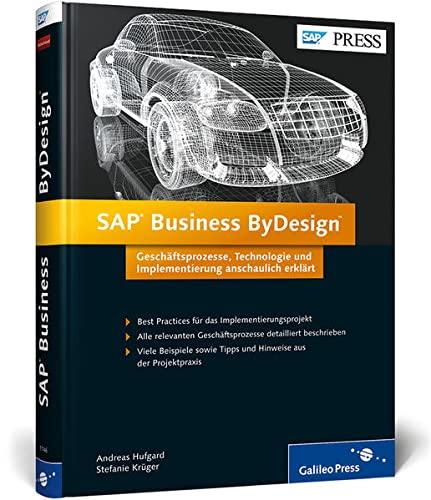 9783836217460: SAP Business ByDesign
